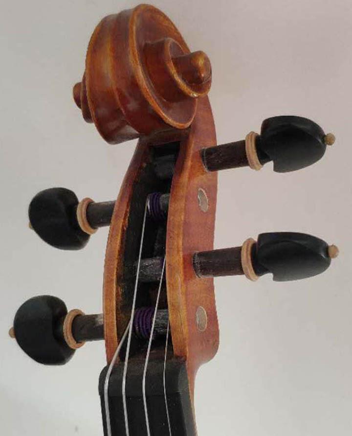 川料虎纹枫4/4小提琴