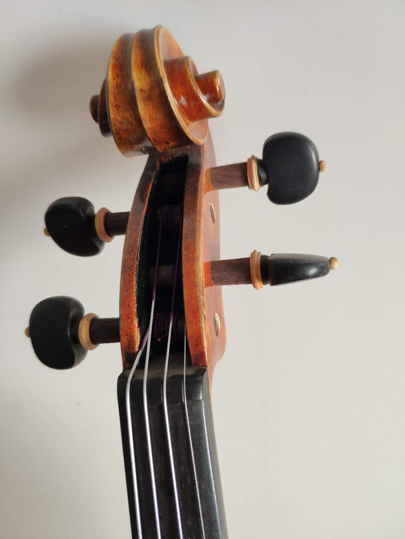 雀眼枫欧料小提琴