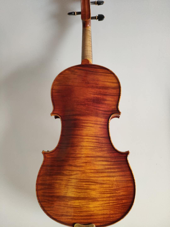 东北料,川料,云南料和欧料枫木的小提琴各有什么特征