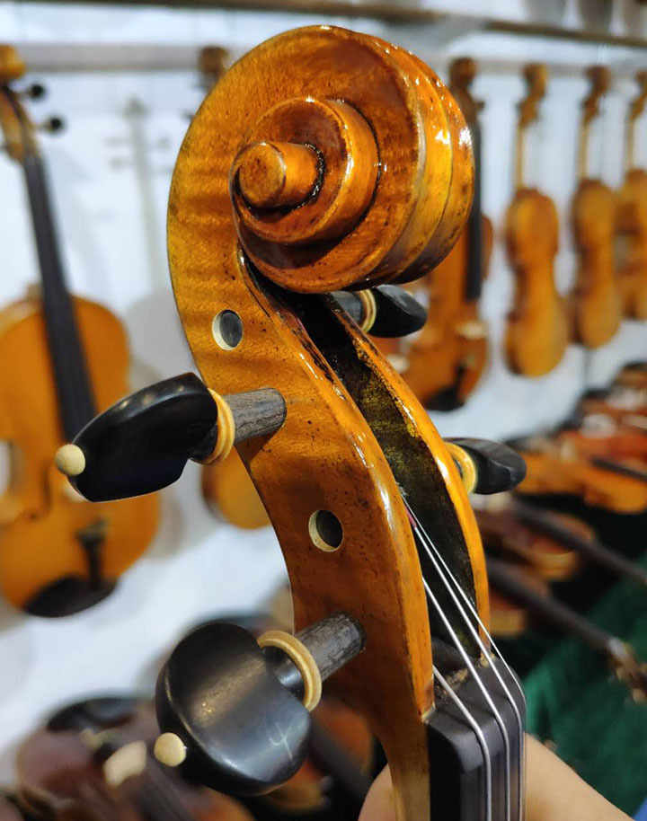 """2年风干欧料高端小提琴"""""""