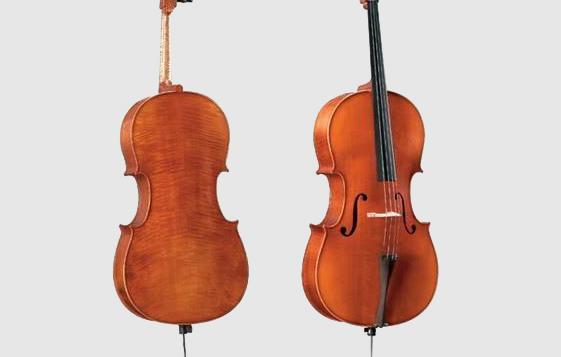 纯手工大提琴