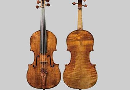 瓜奈利小提琴