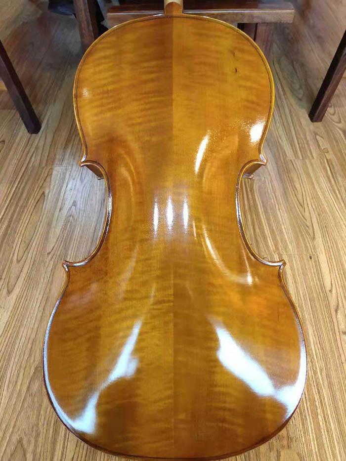 纯手工川料大提琴