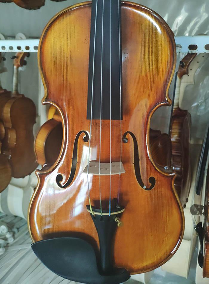 瓜式仿旧演奏级小提琴