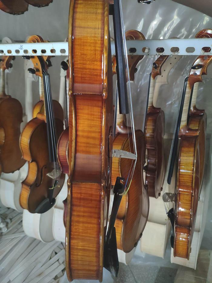 小提琴侧板