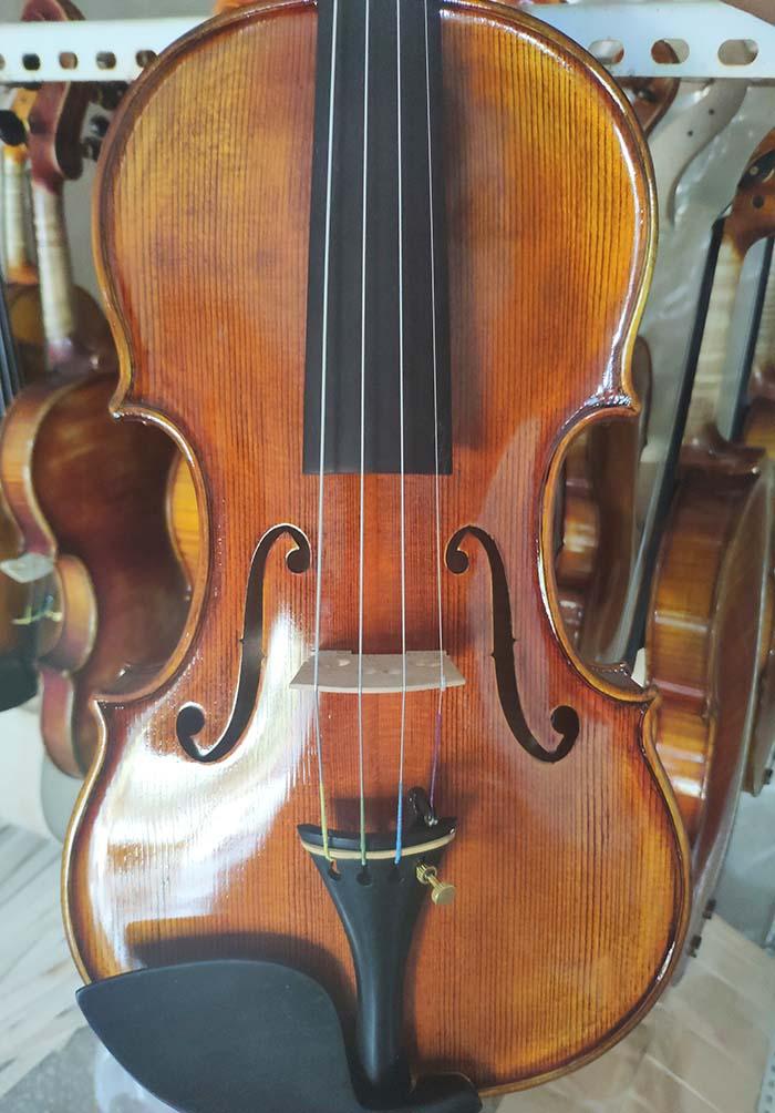 瓜式纯手工小提琴-zd06