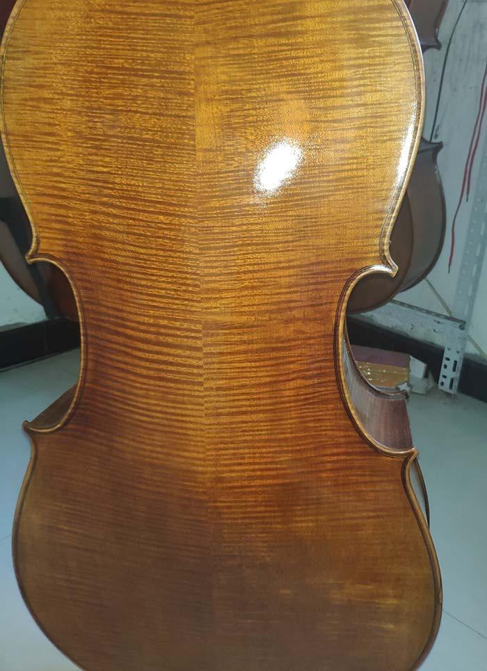 欧料演奏级手工大提琴