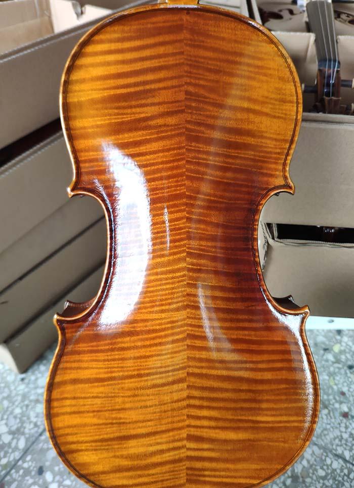 高性价比演奏级小提琴-zy011