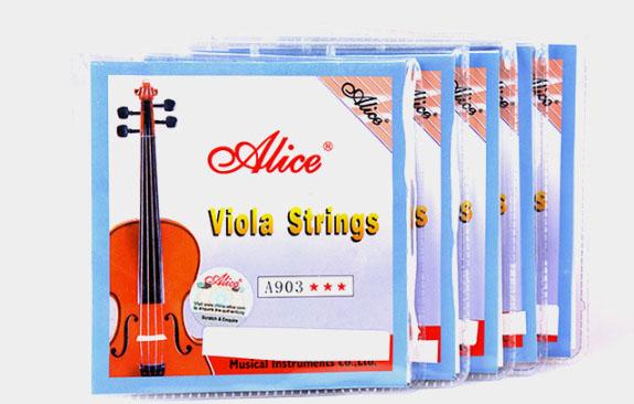 爱丽斯中提琴弦