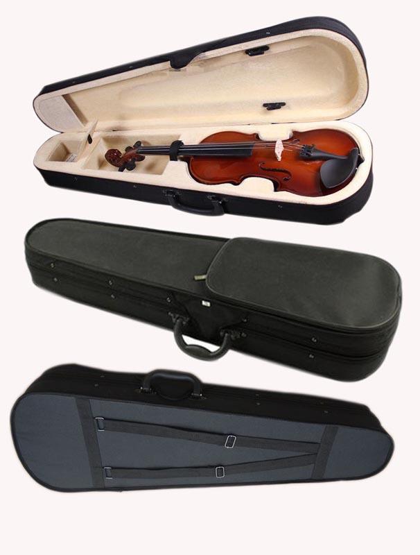 小提琴三角琴盒轻便抗压防水