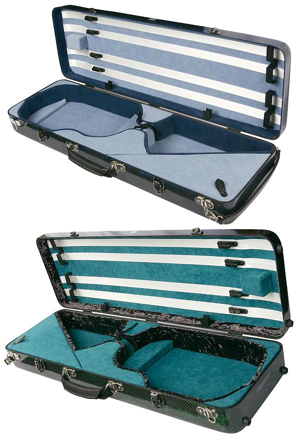 小提琴盒:Accord 碳纤3D琴盒