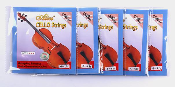 爱丽斯大提琴弦