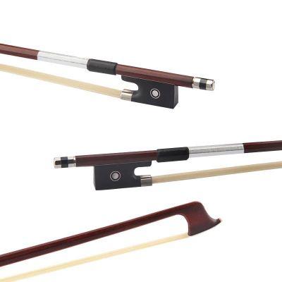 红檀木小提琴八角弓