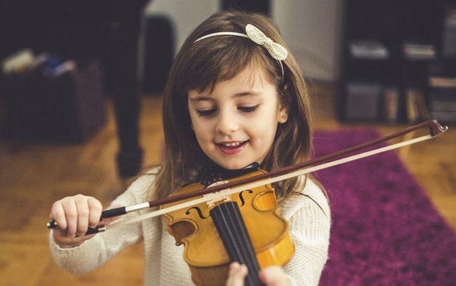 小提琴教程