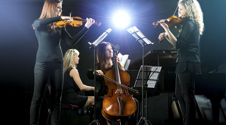 提琴演奏者