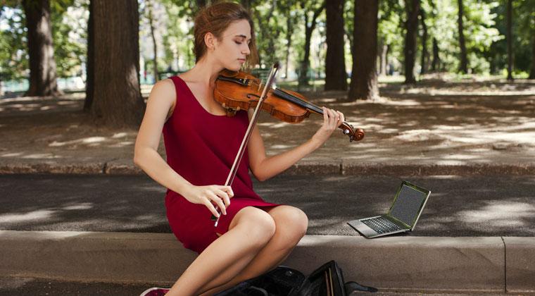 初学小提琴