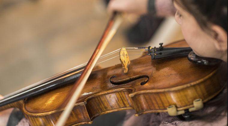 价值连城的小提琴