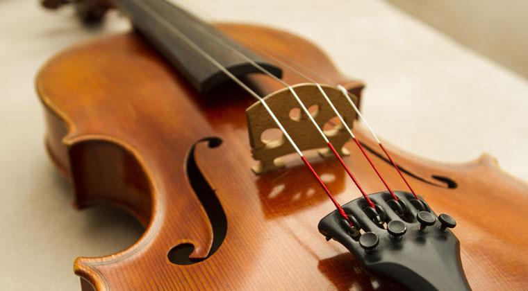 小提琴如何调音