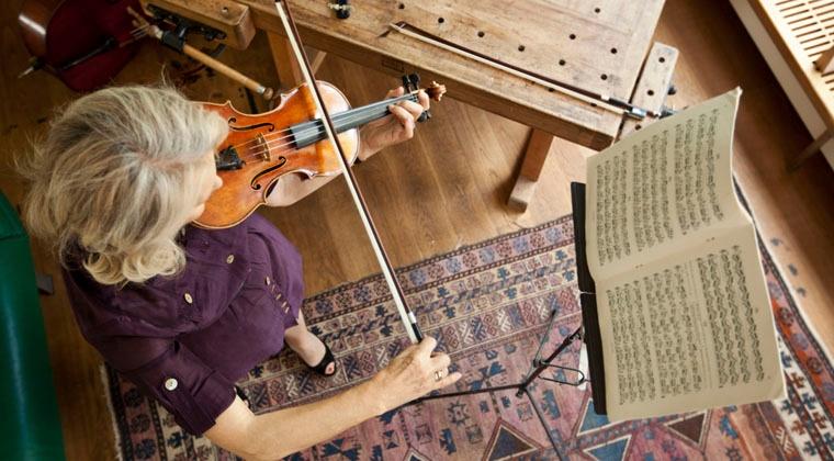 小提琴演奏技巧