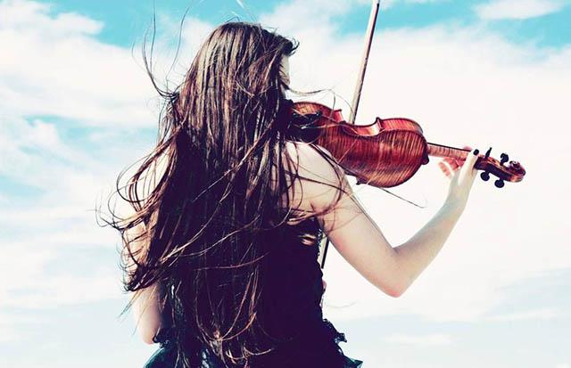 左手小提琴手