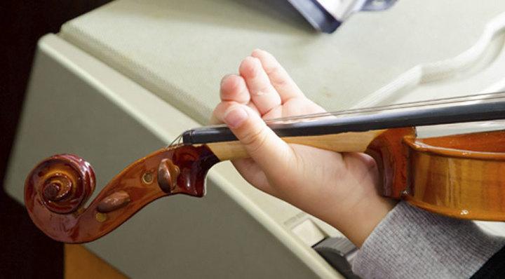 小提琴指法练习