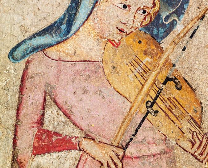 小提琴艺术在中国的简短历程