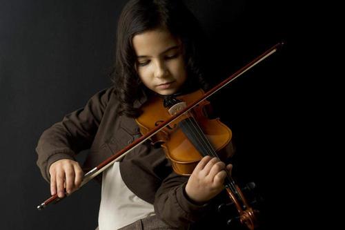 小提琴好学吗?小孩子学琴有多难?