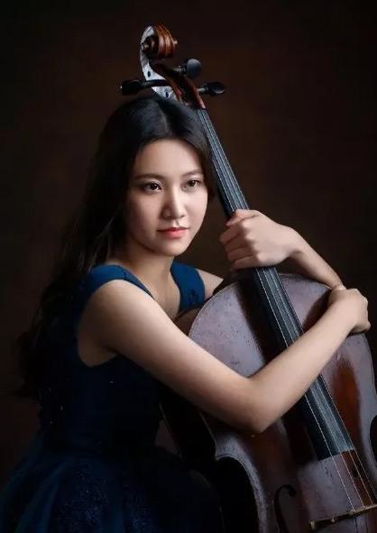 大提琴演奏家