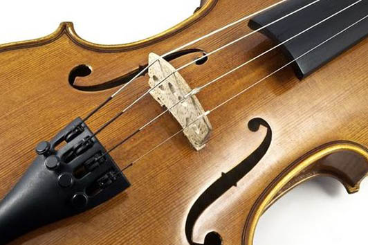小提琴几根弦?分别有什么特点?