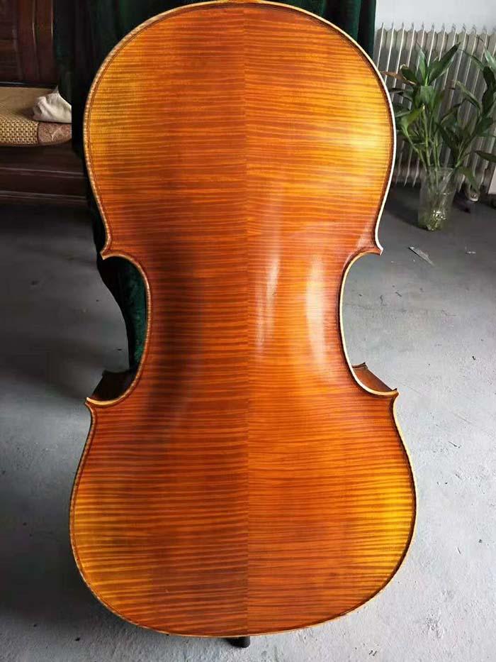 大提琴背板