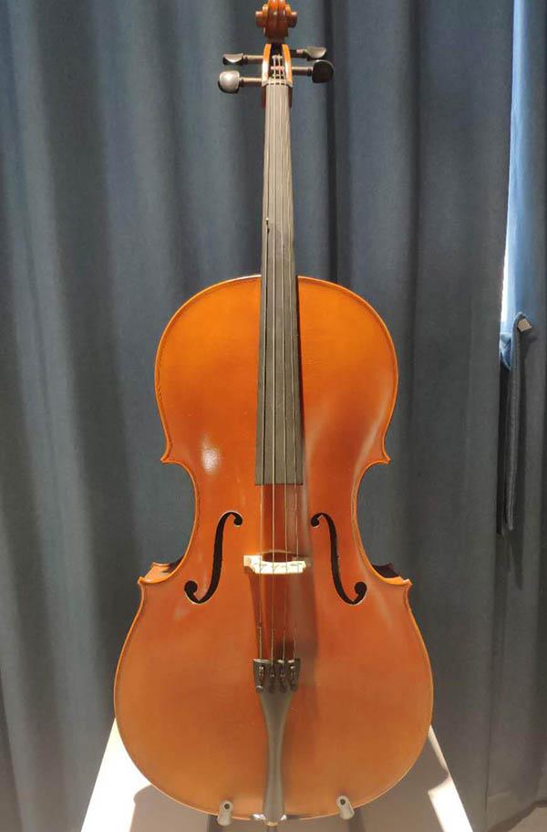 手工大提琴44-HYD001