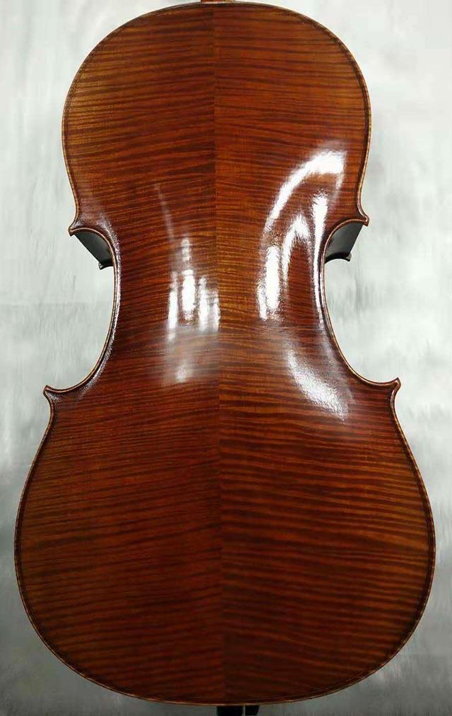 虎皮纹欧料大提琴