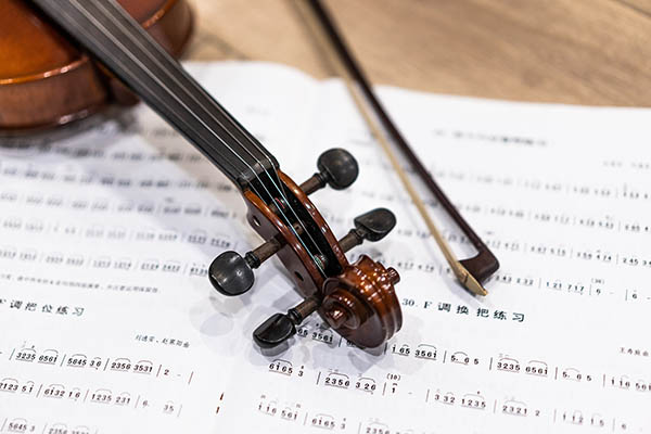 确山小提琴