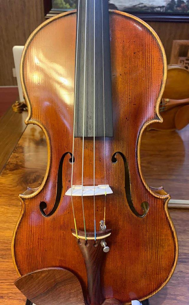 奥地利二手小提琴