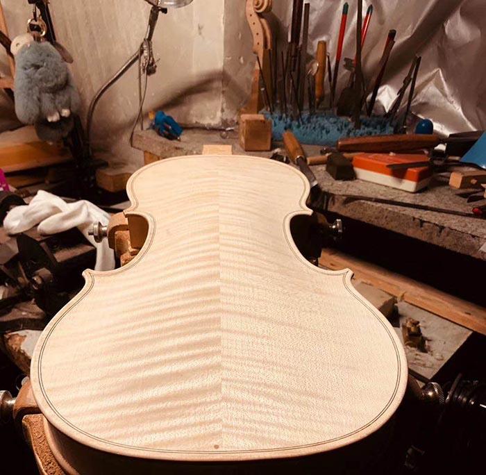 小提琴定制维修