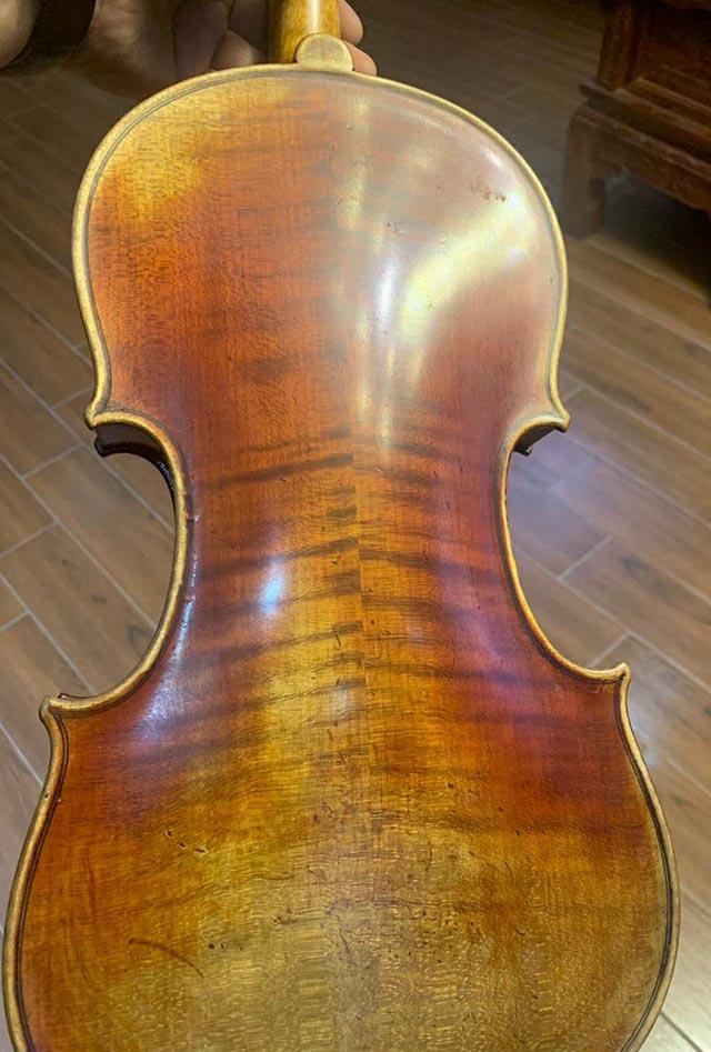 意大利二手老琴古董小提琴