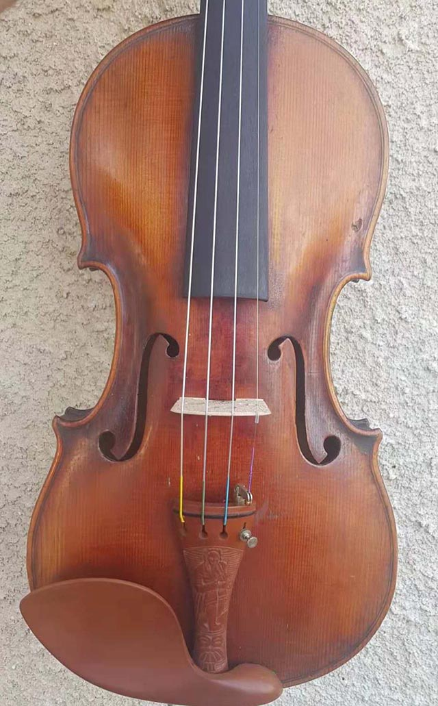 意大利瓜达尼尼手工小提琴