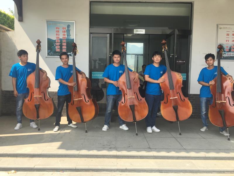 学大提琴难学吗?难在哪里?