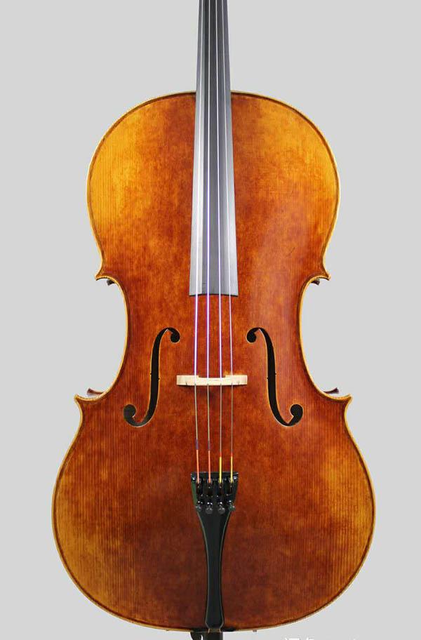 仿古欧料大提琴
