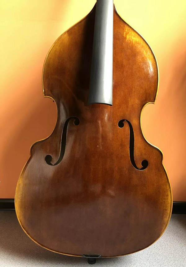 德国仿古风格低音提琴