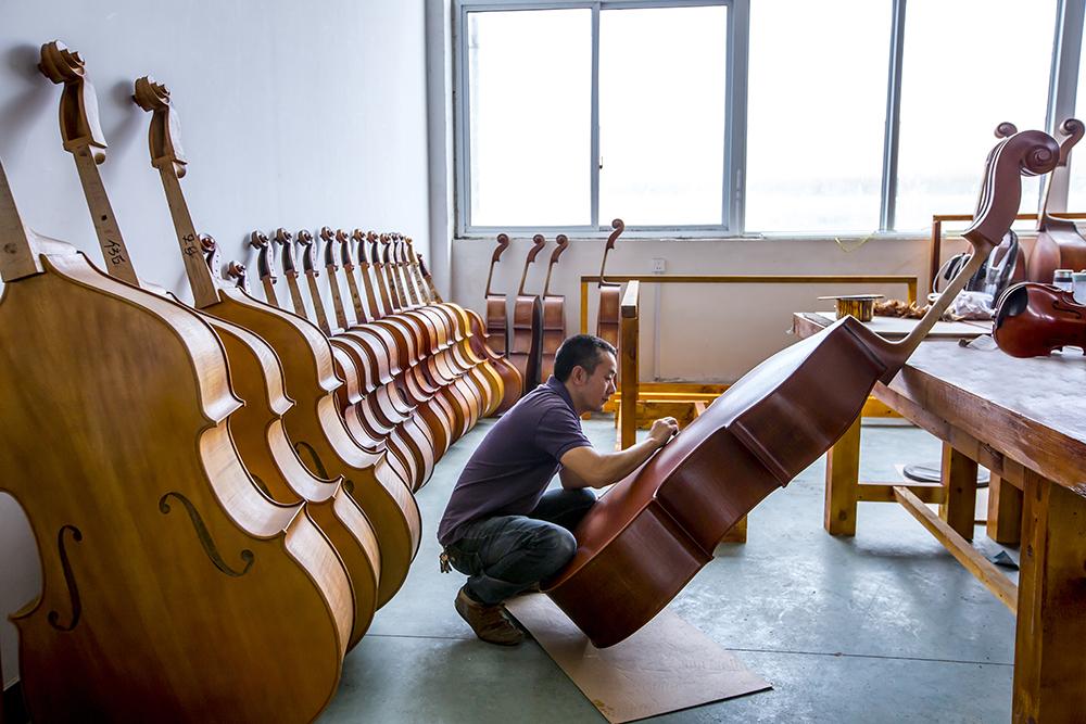 低音提琴与大提琴有哪些不同