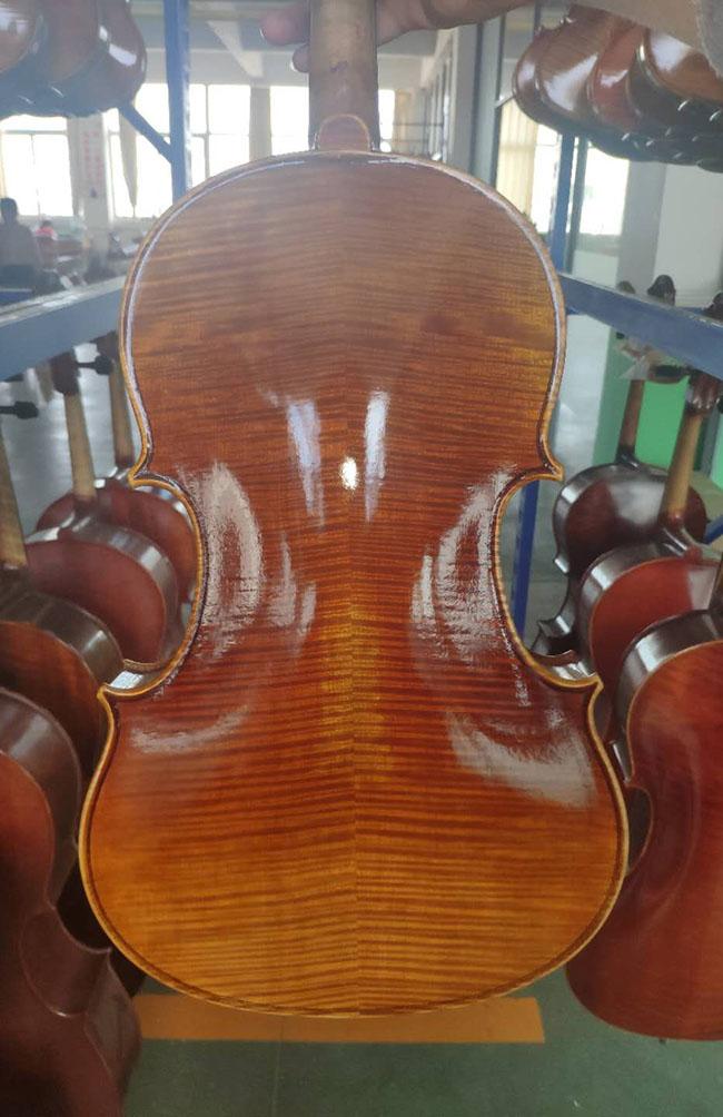 手工欧料中提琴420mm
