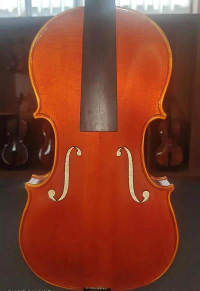 意大利琥珀红色小提琴,美到让人窒息