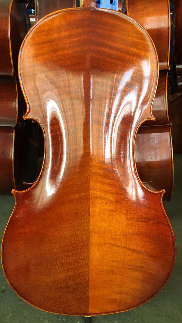 HY手工大提琴