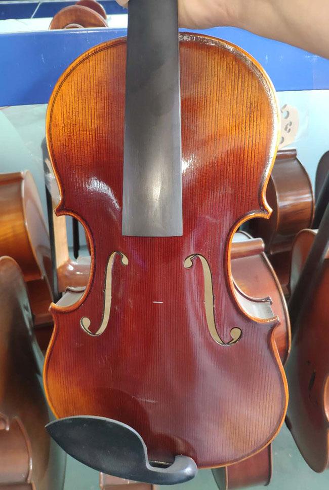 15.5寸中提琴秘制油漆