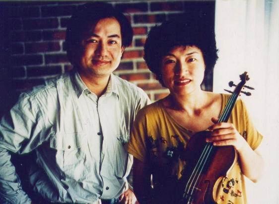 和郑京老师谈提琴