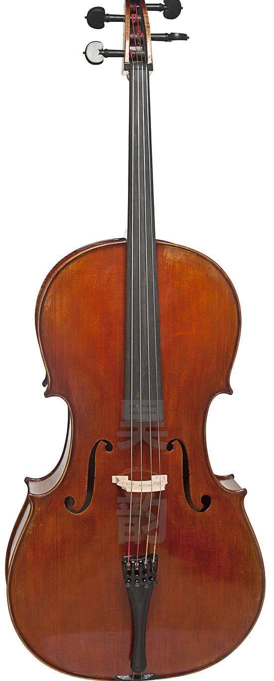 欧料拼板仿古大提琴