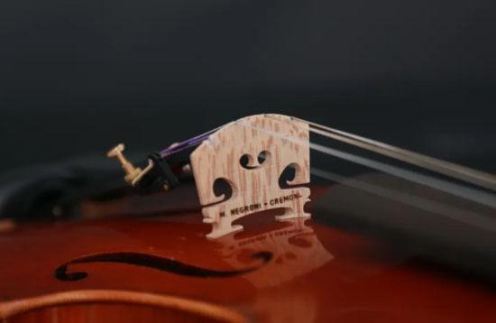 小提琴琴马的故事