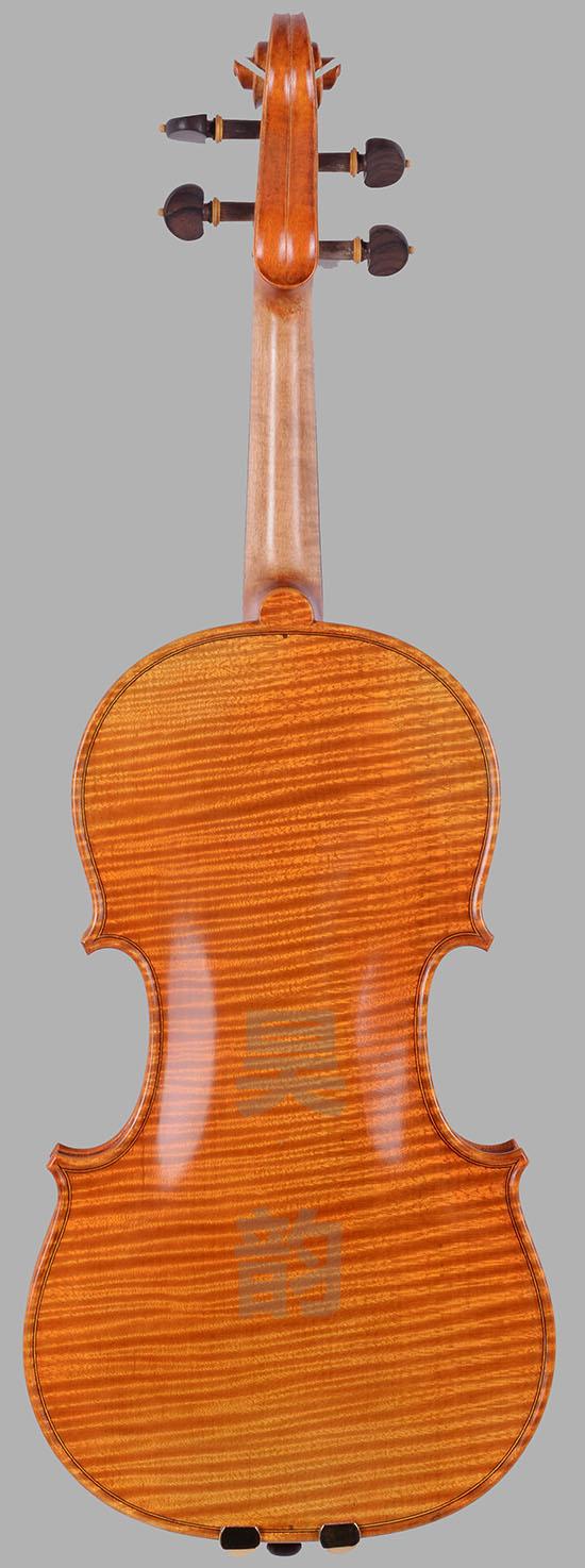 欧料小提琴独板AAA级