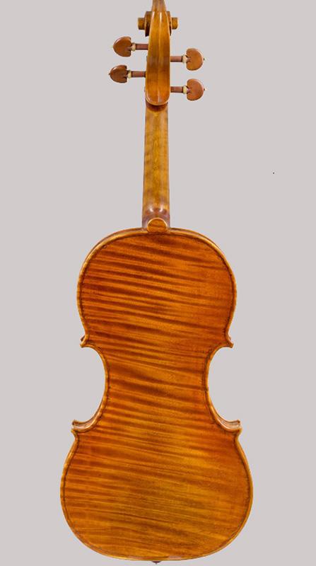 高档手工小提琴特拉布奇